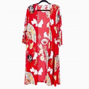BOGO Vintage Carolyn Strauss Kimono, Size L